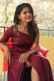 Satvika Jay in red gown stills (20)