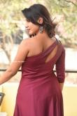Satvika Jay in red gown stills (8)