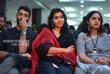 Shruthi Ramachandran at captain movie success meet (1)