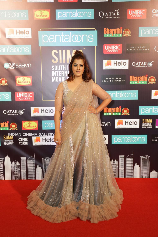 Celebrities At Siima Awards 2019 Day 2 Stills 25