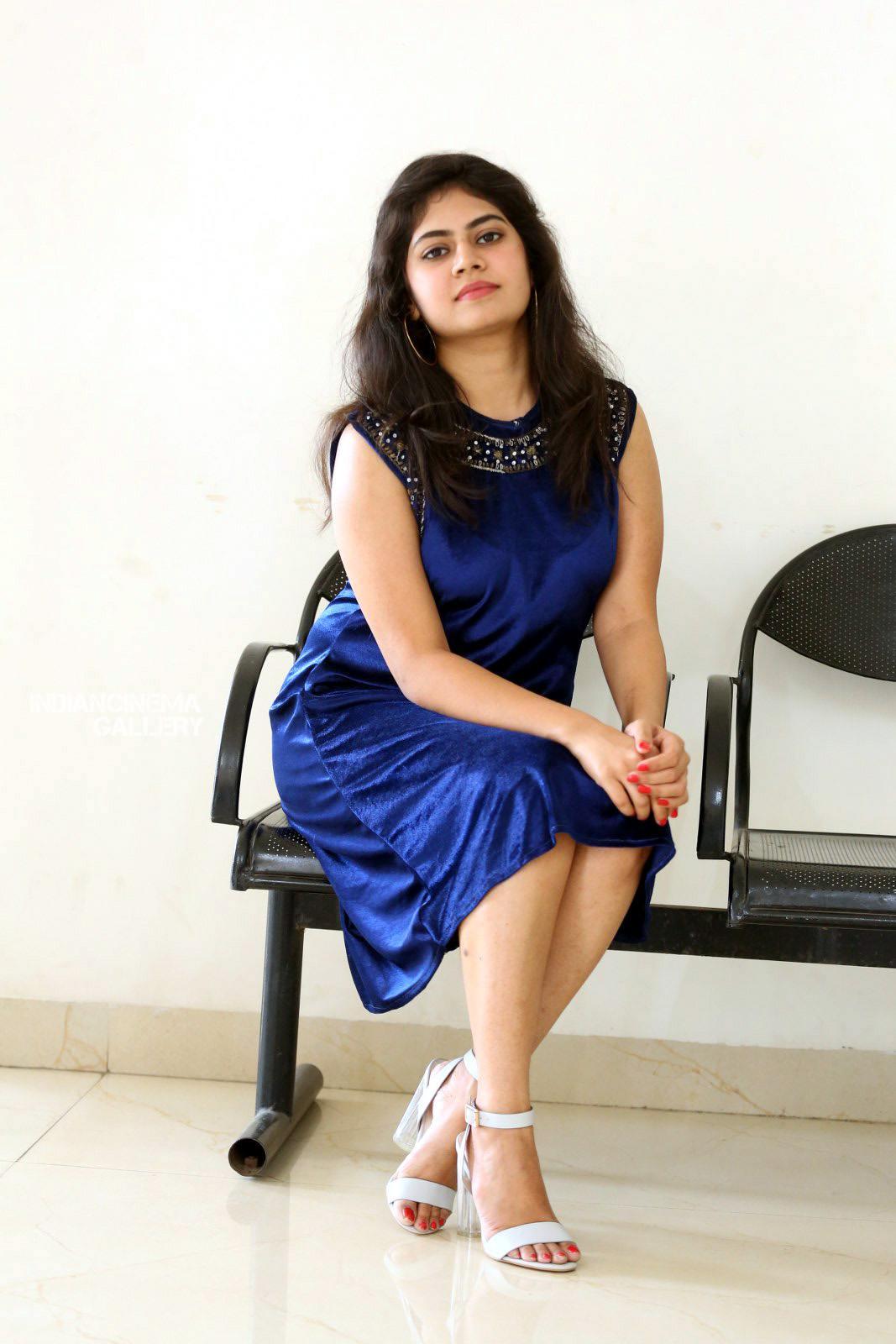 Actress Sritha Chandana Stills (19)