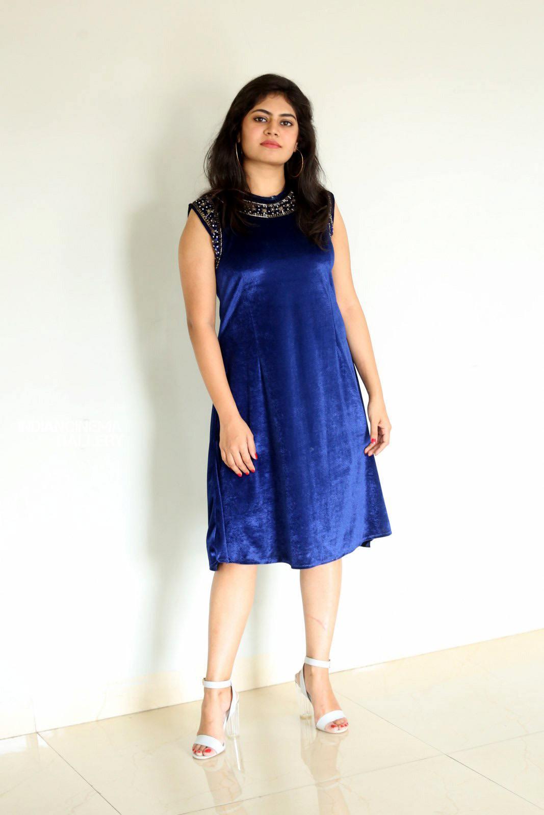 Actress Sritha Chandana Stills (8)
