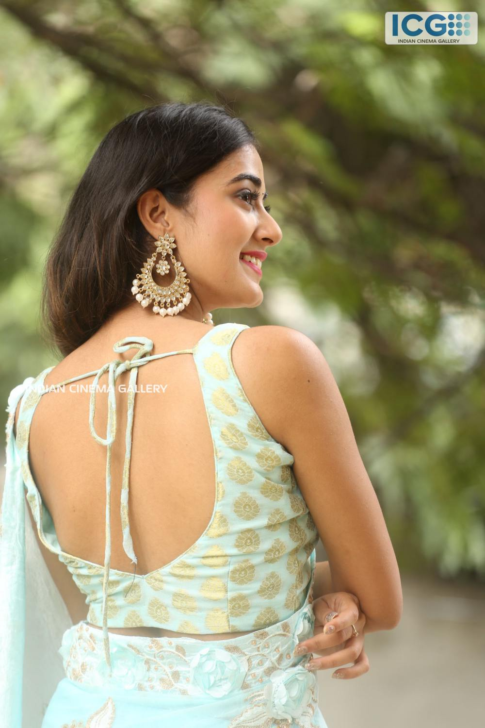 Stefy Patel at Ninnu Thalachi Movie Press Meet (17)