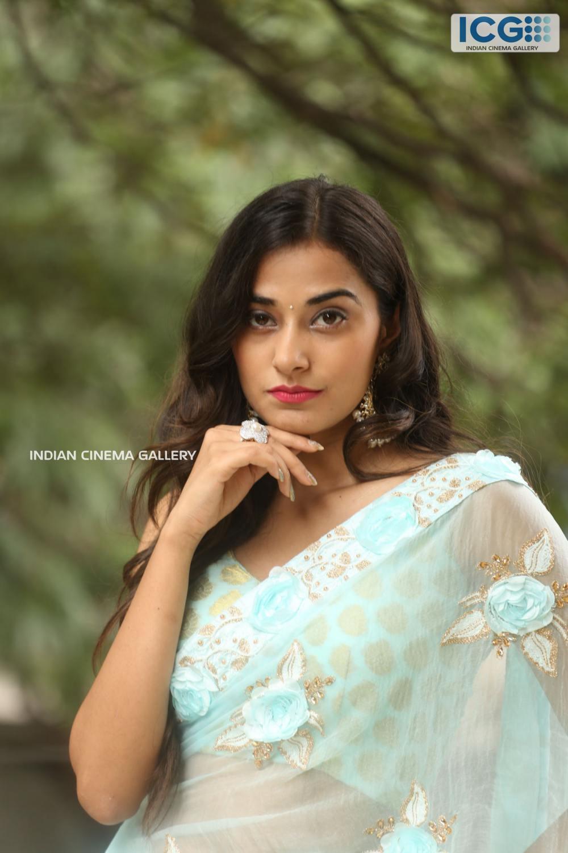 Stefy Patel at Ninnu Thalachi Movie Press Meet (9)