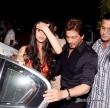 Suhana Khan with Dad Shah Rukh (8)