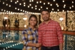 Preena Anuraj and Anuraj Rajan at Sunny Wayne Reception