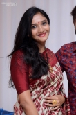 Surabhi Santhosh at Arjun Ashokan reception (6)