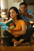 Surabhi Santhosh in grand father movie (1)