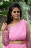 Actress Swathishta @ Jada Movie Audio Launch Stills