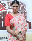Vasundhara Kashyap at Vazhga Vivasayi Audio Launch (2)