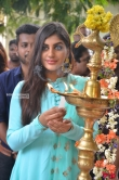 Yaashika Anand during her new movie opening (7)