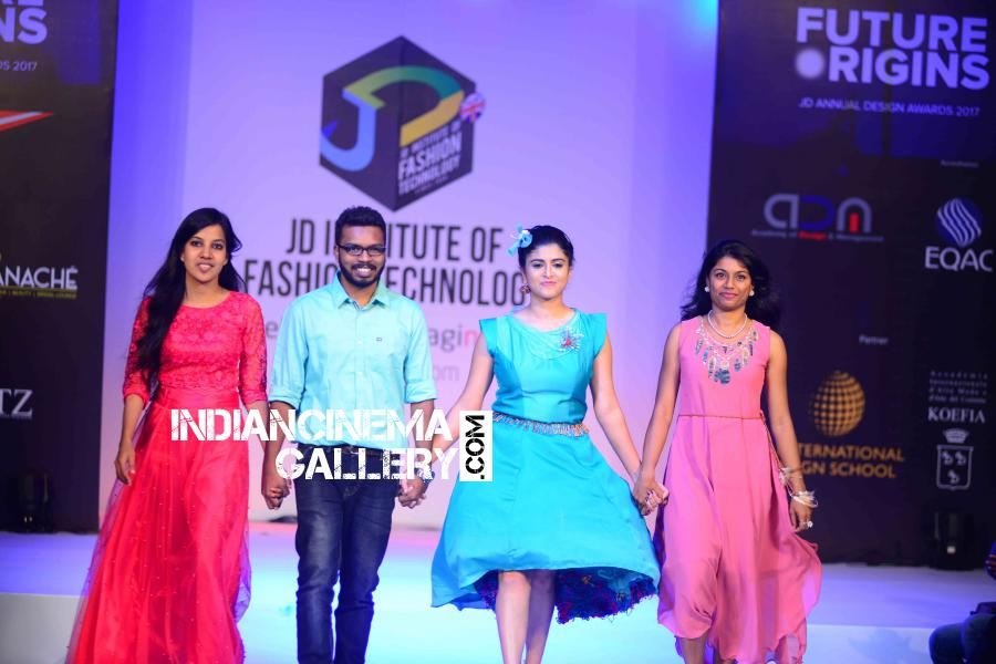 Jd Institute Of Fashion Technology Fashion Show Stills 16