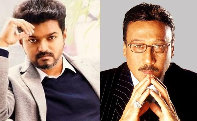 Thalapathy 63: Jackie Shroff roped in as villain - Indian