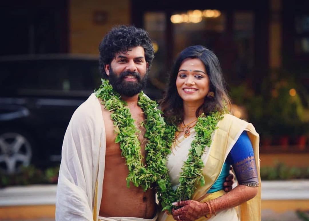 Sunny Wayne and Ranjini Wedding Photo